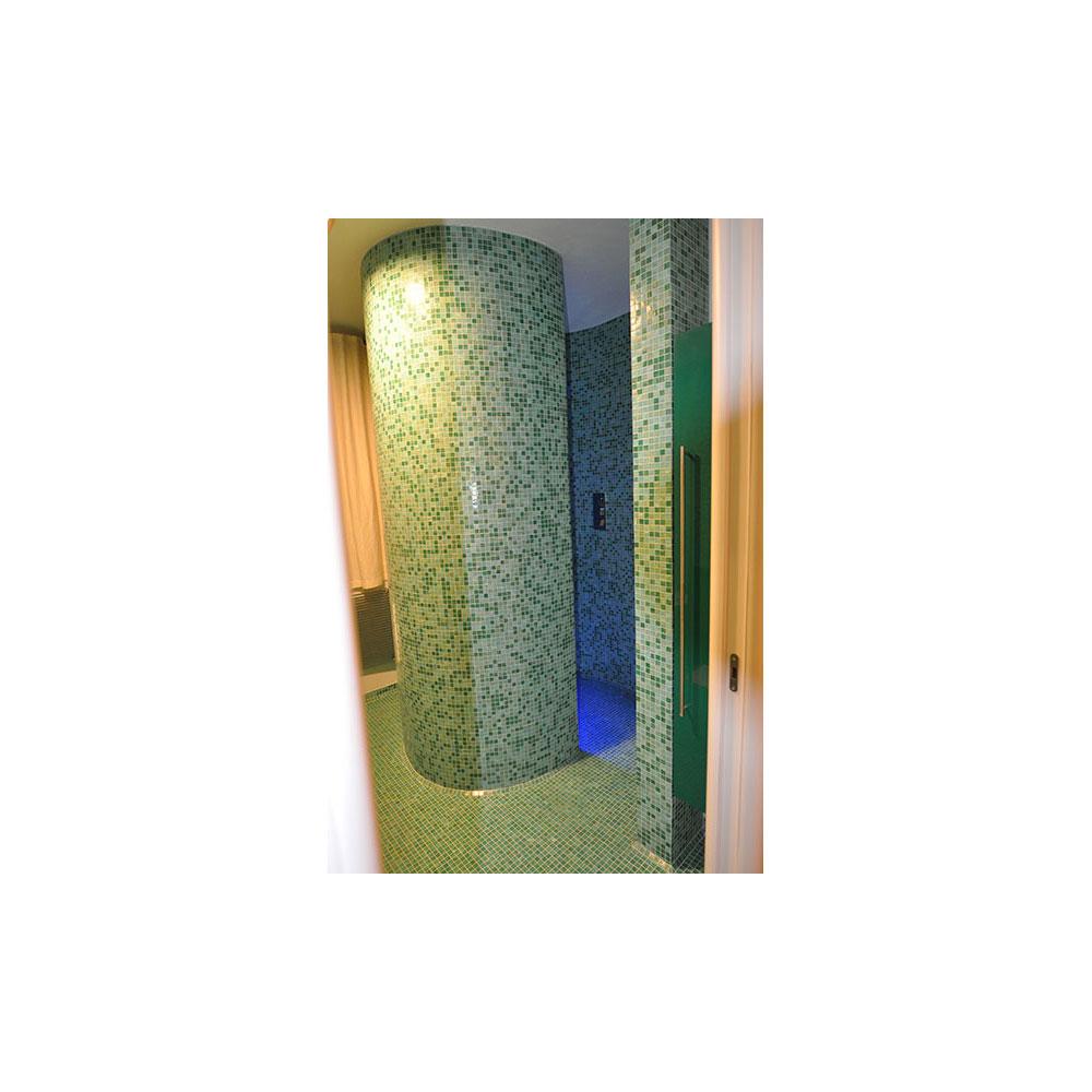 rivestimento in mosaico