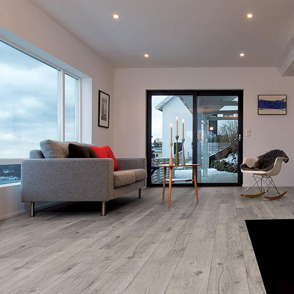 realizzazione di pavimenti in parquet laminato