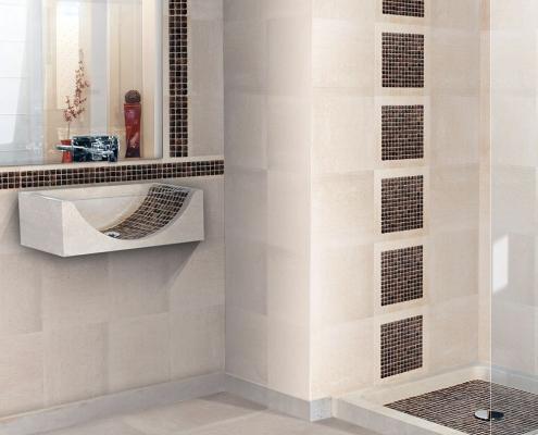rivestimenti in marmo per il bagno